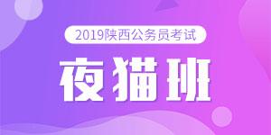 2019省考夜猫班